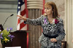 Beth Harwell calls for review of sexual harassment policy