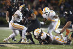 Derek Barnett still chasing Tennessee Vols' top spot in sacks