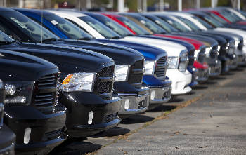Chattanooga car sales accelerate to highest level in six