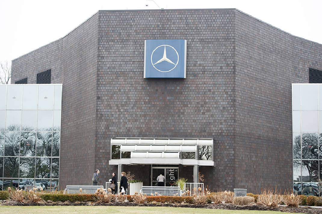 Attractive 16, 2014, Photo, The Exterior Of The Mercedes Benz Corporate Headquarters  Is Shown In Montvale, N.J.