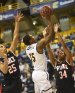 Chattanooga Mocs beat VMI at Keydets' own game