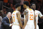 Vols coach Donnie Tyndall has studied formula for testing Kentucky