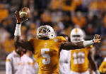 Receiver Jenkins to leave Tennessee Vols