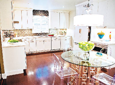 Traditional With A Twist A Kitchen Update That Retains A