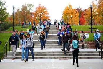 Kennedy: There's about a 50-50 chance your college kid is hungry