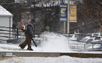 Winter storm warning in effect for Chattanooga area