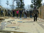 Women turn out for Habitat initiative in Cleveland, TN