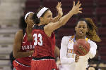 Graves, Lady Vols roll past Georgia 75-41 in SEC tourney