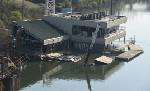 Casey barge could be gone from Ross's Landing by mid-May