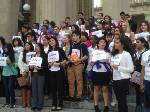 Undocumented students rally for in-state tuition rates