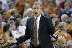 Reports: Tennessee expected to hire former Texas coach Rick Barnes