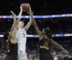 UConn back in title game after 81-58 win over Maryland