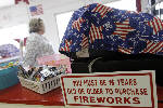 East Ridge fireworks not worried by competition