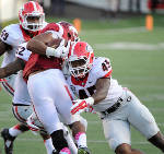 Georgia inside linebackers relishing the challenge