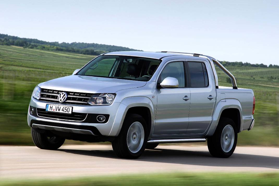 Volkswagen Interest In U S Pickup Accelerates As It Launches Suv Offensive Times Free Press