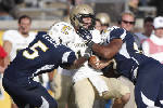 Chattanooga Mocs defenders ready for 'water' today
