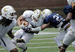 Some questions answered, some not as Mocs wrap up spring practice