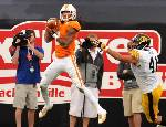 Tennessee receiver Von Pearson named as suspect in rape allegation