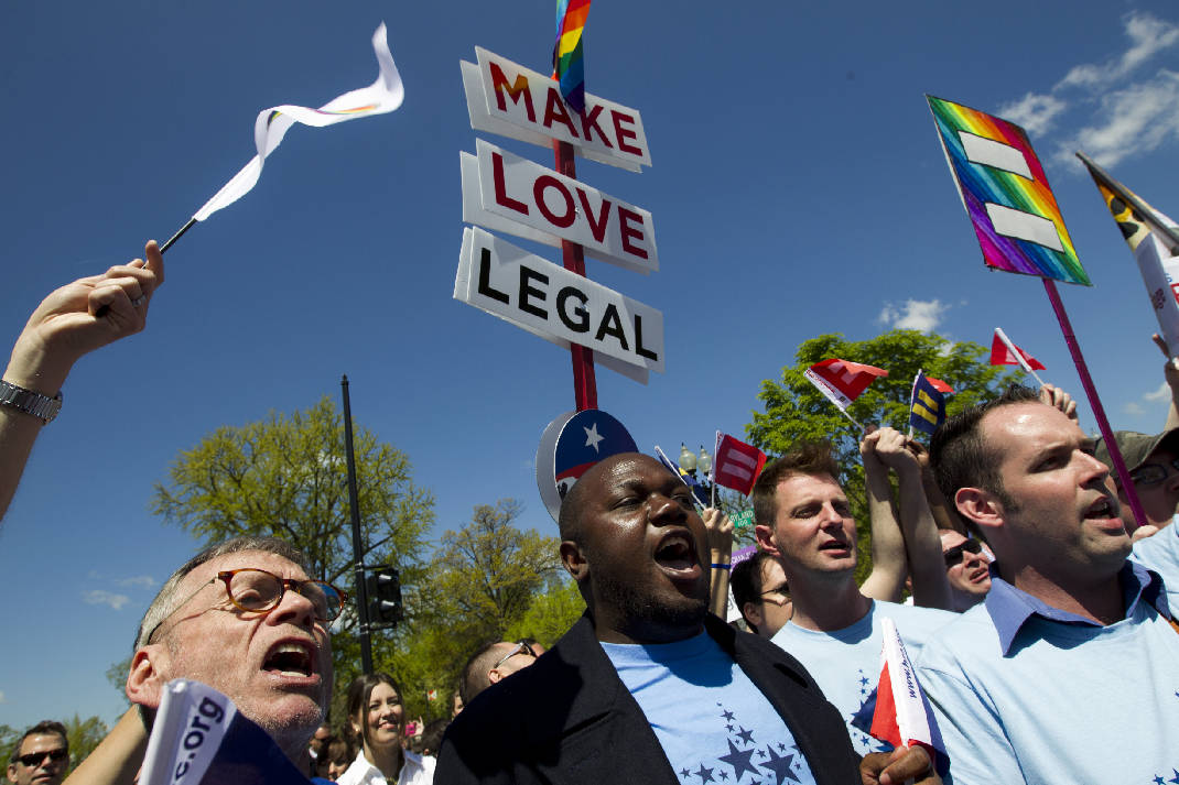 State Supreme Court Likely To Uphold Gay Marriages, Both Sides Say