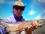 Cleveland, Tenn., angler Kyle Ogle finds peace on the water