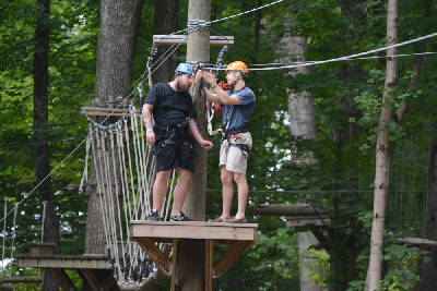 Chattanooga region gaining aerial adventures as zip frenzy takes shape | Chattanooga Times Free Press