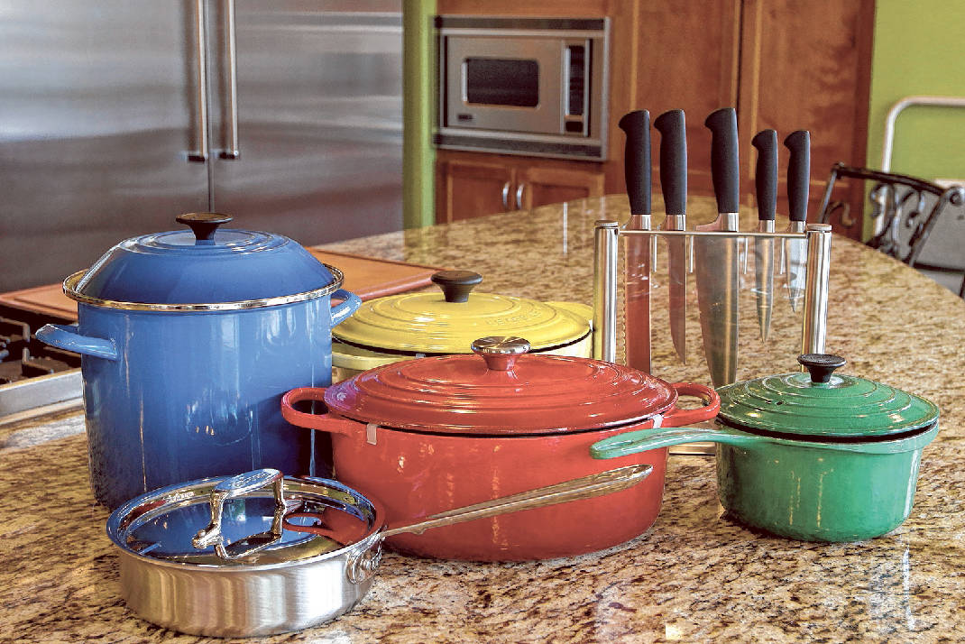 Going pro in the kitchen: Experts offer tips on what you need -- and ...