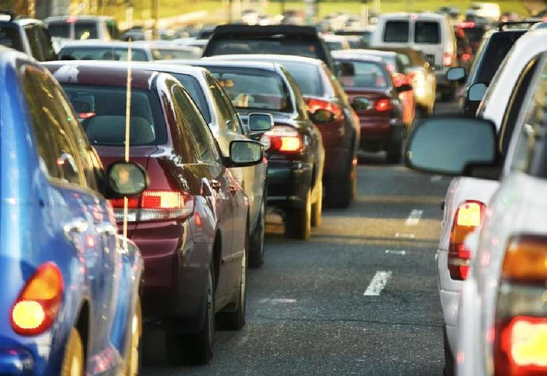 Accidents on I-75 slow morning traffic | Times Free Press