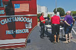 Chattanooga Fire Department's 10th annual food drive is this week