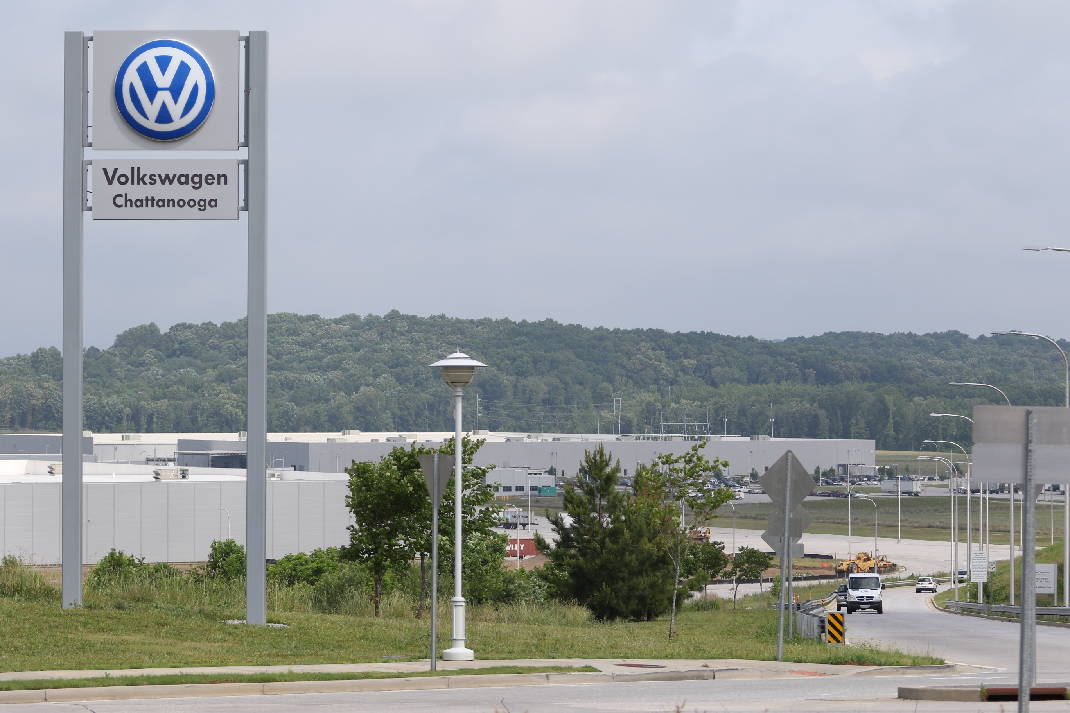 Study Vw Expansion To Rev Up Jobs Revenues In Chattanooga And Tennessee