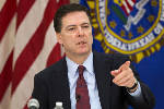 FBI Director James Comey visits Chattanooga amid investigation into attack