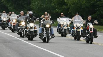 Chattanooga at increased risk for motorcycle gang violence, federal