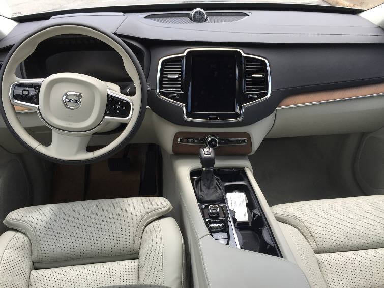 Test Drive: Volvo's XC90 SUV proves worth the wait   Times Free Press