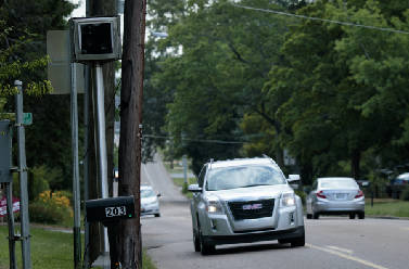 Most of Chattanooga's speed cameras will be gone by 2017   Times