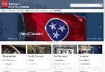 New Tennessee website launches featuring state's $46,000 logo