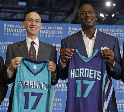 Charlotte Hornets to host NBA All-Star game in 2017 | Chattanooga ...