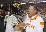 Vols picked to finish second in SEC East
