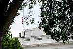 Obama orders flags flown at half-staff