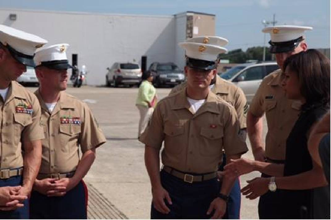 Five of the Marines who survived Chattanooga attack tell their story