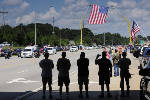 Body of slain Marine laid to rest at Chattanooga's National Cemetery