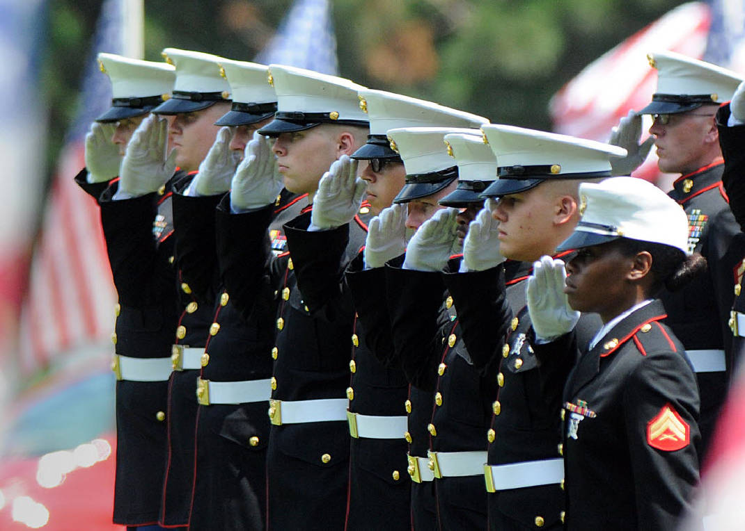 U S Marines Reject Calls To Arm Recruiters In Wake Of