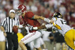 Tide has quarterback uncertainty for second straight year