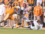 Tennessee receiver Marquez North says sophomore struggles 'behind me'