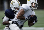 UTC Mocs' Trevor Wright consistently in right place at right time