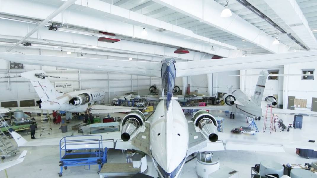 West Star Aviation investing $22 5 million at Chattanooga Airport