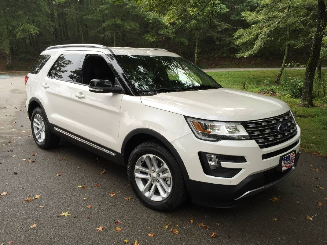 Test drive ford gives 2016 explorer a face lift times free press