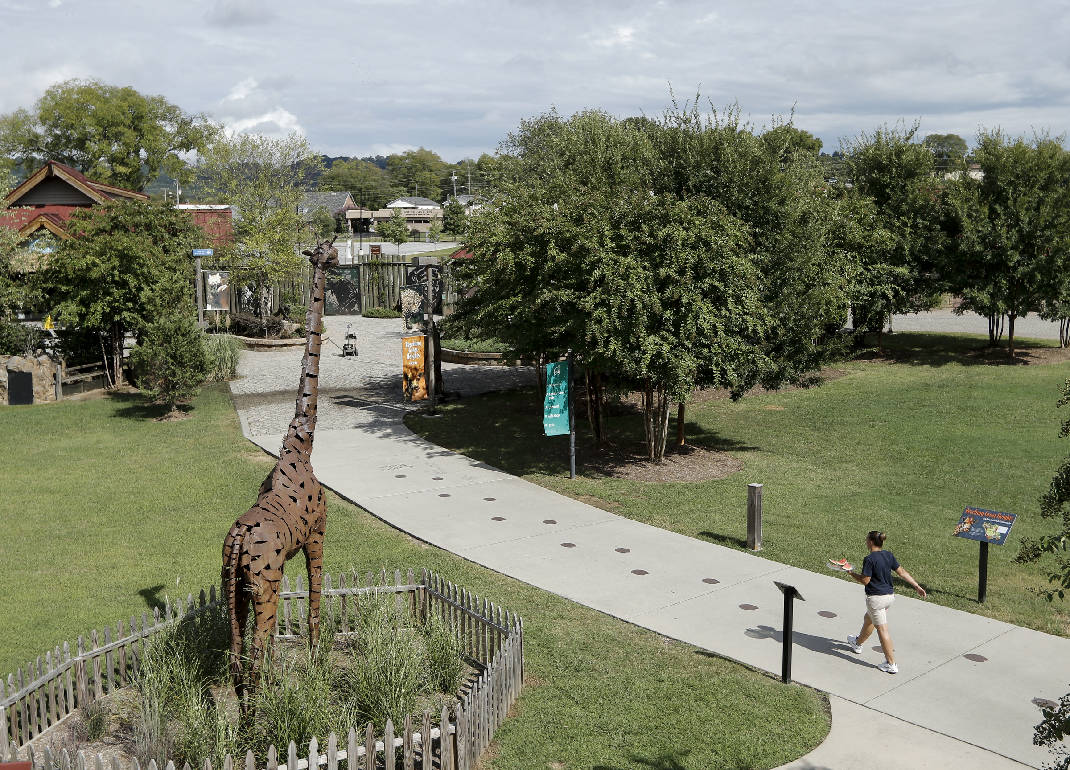 chattanooga city council approves funding for zoo s africa exhibit