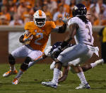 Pig Howard could be limited for Tennessee's trip to Florida