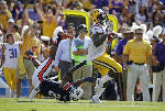 LSU's Leonard Fournette bursts to the forefront in Heisman race