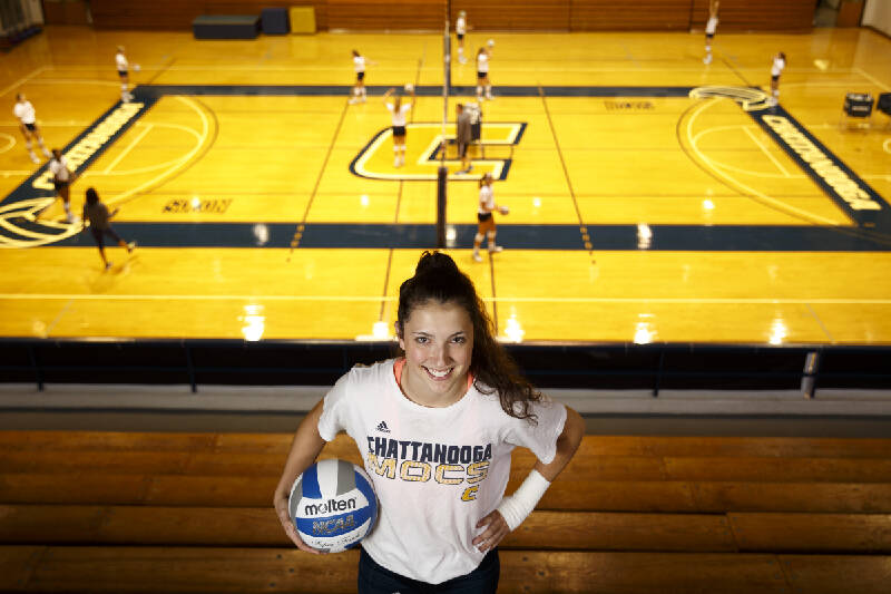 Volleyball Mocs Win And Other Sports News Chattanooga Times Free Press
