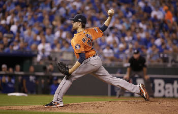 bc75b792 McHugh pitches Astros to 5-2 win over Royals to open ALDS   Times ...